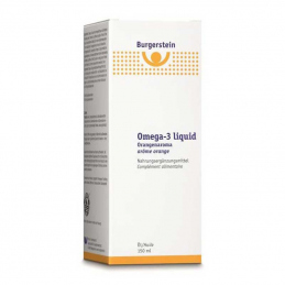 Burgerstein Omega-3 liquid  150ml oil