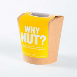 WHY NUT? - Milk Chocolate &...
