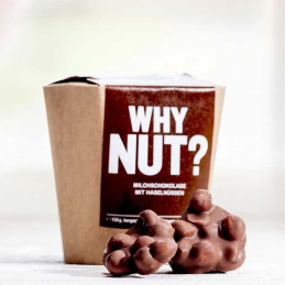 WHY NUT?  - Milk Chocolate...
